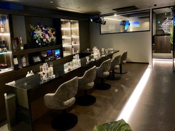 【ラウンジ】Lounge AGEHA★香川県高松市古馬場町9番27 TCビル1F